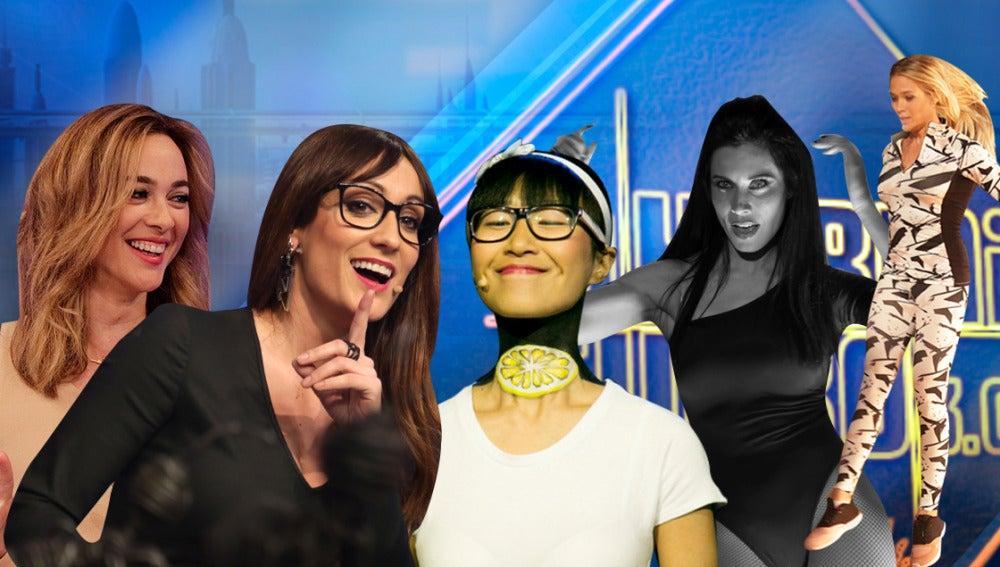 Las mujeres que hacen posible que 'El Hormiguero 3.0' sea líder de audiencia cada noche