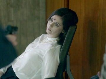 Irene Mendoza es encontrada muerta en su despacho