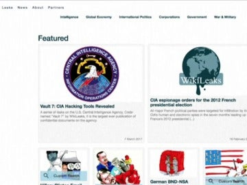WikiLeaks filtra miles de documentos de un programa secreto de 'hacking' de la CIA