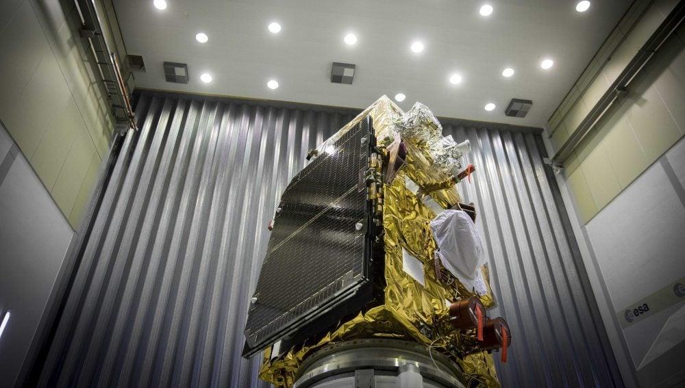 El satélite Sentinel-2B de la Agencia Espacial Europea
