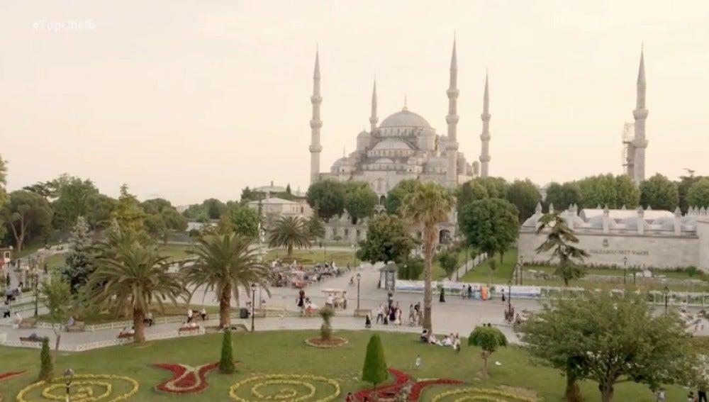Frame 1.047608 de: Alberto Chicote cruzó las fronteras hasta Estambul