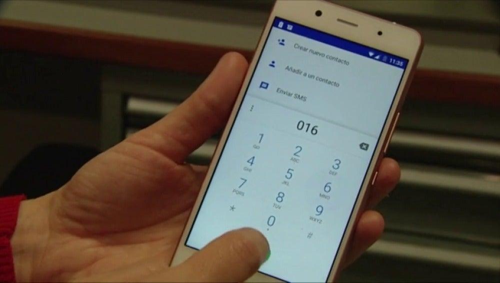 Frame 44.47261 de: Una empresa española consigue que el móvil no registre la llamada