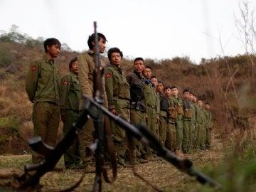 Ejército de la Alianza Democrática Nacional de Myanmar