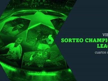 Frame 8.3 de: El sorteo de los cuartos de final de la Champions, el viernes 17 en laSexta y Atresplayer