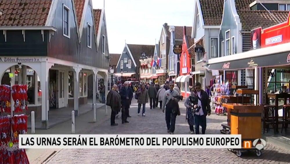 Pueblo de Holanda