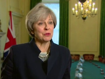 Frame 0.0 de: La Cámara de los Lores da su aprobación final a la ley del 'Brexit'
