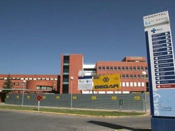 Exteriores del Hospital del Bierzo de Ponferrada (León)
