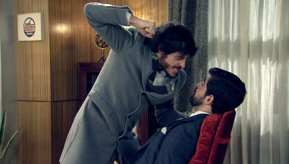 "Jaime, una lucha eterna contra Alonso: ""Eres un miserable, Alonso"""