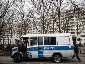 Policía alemana detecta un paquete de explosivos en el ministerio de Finanzas