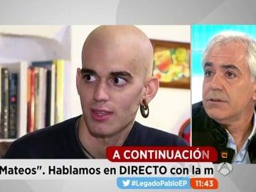 """Frame 458.371162 de: El padre de Pablo Raéz: """"Él quería seguir siendo feliz"""""""
