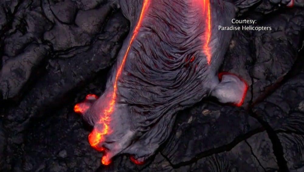 Frame 8.93865 de: La NASA estudia el comportamiento del volcán Kilauea para reducir riesgos en futuras erupciones