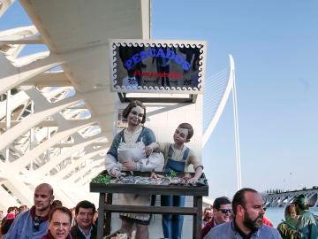 'La pescadera' recibe el indulto popular