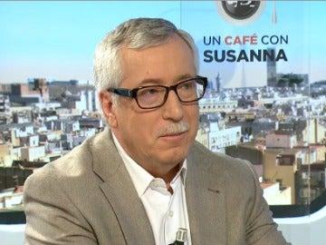 Fernández Toxo en Espejo Público