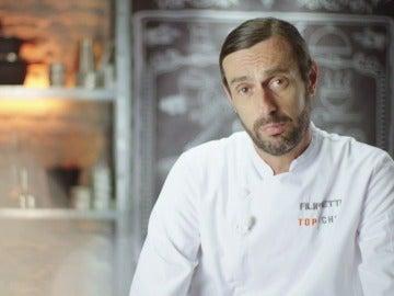 """Filippetti lo admite: """"Sí, soy un pollo sin cabeza"""""""