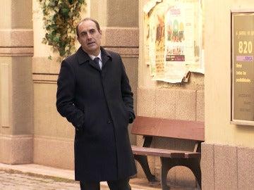 El inspector Yuste, de nuevo por la 'Plaza de los Frutos'