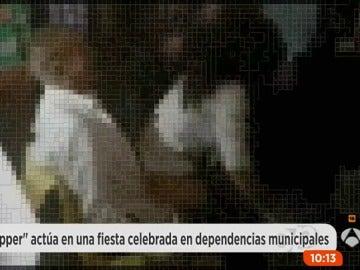 Frame 38.102777 de: Stripper Alcala de Henares
