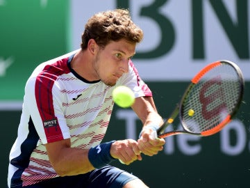 El tenista Pablo Carreño