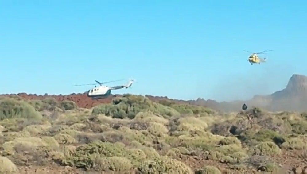 Frame 4.202675 de: Al menos 260 personas afectadas por una avería en el teleférico del Teide