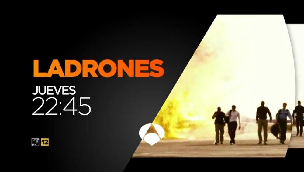 Frame 9.108801 de: Cine de acción con la película 'Ladrones'