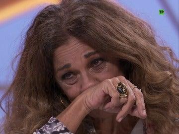 Emoción y lágrimas entre los protagonistas de 'El árbol de tu vida'