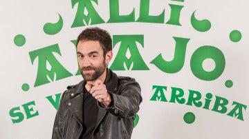 """Jon Plazaola: """"La temporada definitva de 'Allí Abajo' ha llegado"""""""