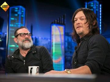 """Norman Reedus, sobre las locuras de los fans de 'The Walking Dead': """"En alguna ocasión me han enviado implantes mamarios"""""""