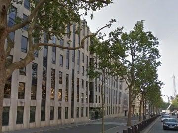 La sede del FMI en París