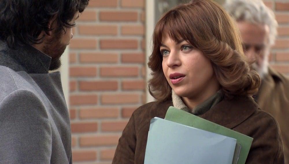 Nuria le pide tiempo a Jaime