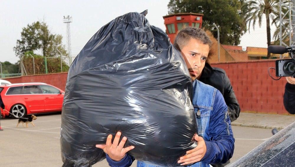 José Fernando sale de prisión