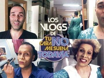Los días previos a la brillante actuación de Cristóbal Garrido como Olga Guillot