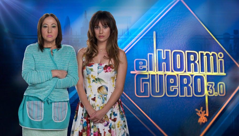 Blanca Suárez y Carmen Machi, protagonistas de la película 'El Bar', se divertirán en 'El Hormiguero'
