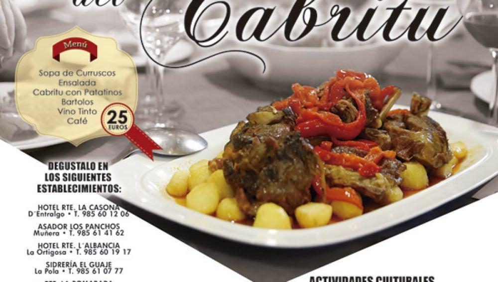 XXX Jornadas gastronómicas del cabrito