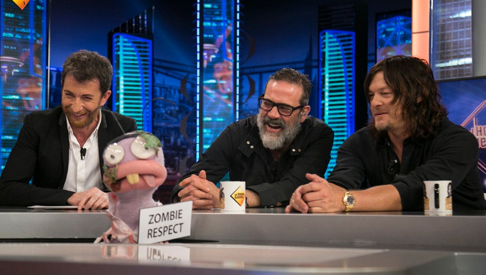 El divertido homenaje de Trancas y Barrancas a 'The Walking Dead'