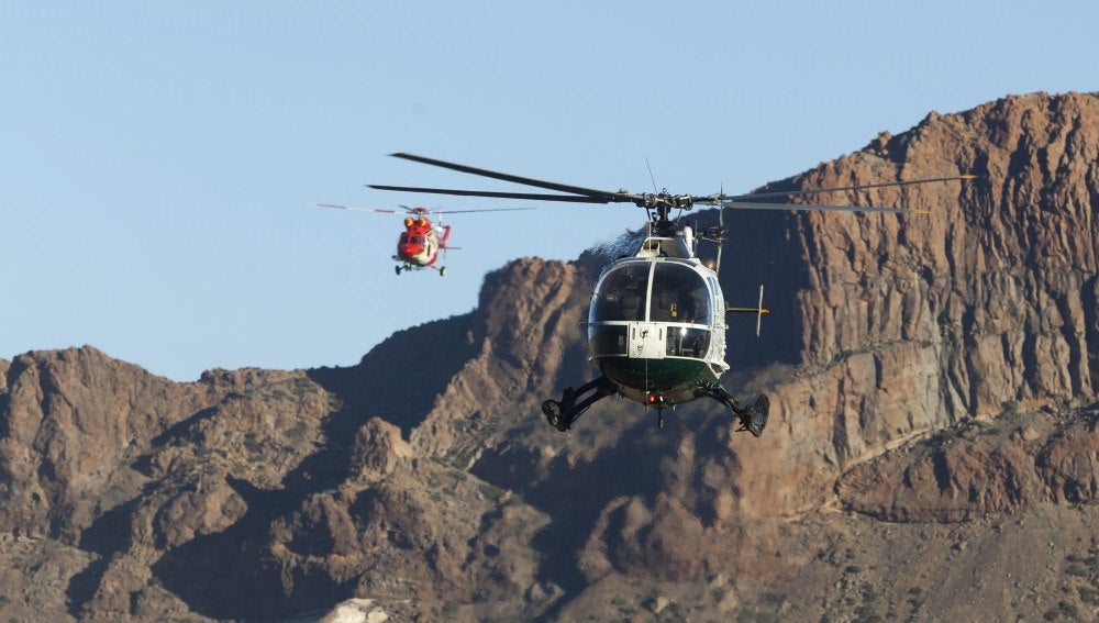 Finaliza evacuación de los afectados por la avería del teleférico del Teide