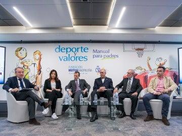 Fundación Mutua Madrileña presenta 'Deporte y Valores'