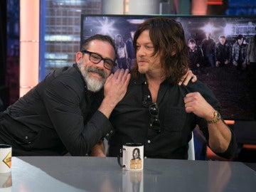 Las dos muertes que darán un giro a 'The Walking Dead', contadas por Norman Reedus y Jeffrey Dean