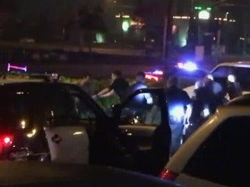 La Policía de EEUU mata a un sospechoso