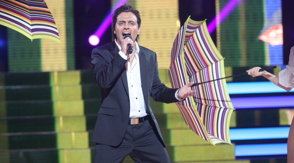 Fran Valenzuela se anima a 'Vivir mi vida' bailando sin cesar como Marc Anthony