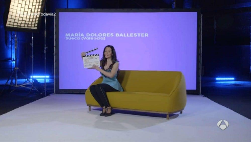 """Frame 2.893915 de: Mº Dolores Ballester: """"..."""""""