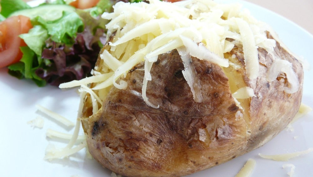 La auténtica Jacket Potato