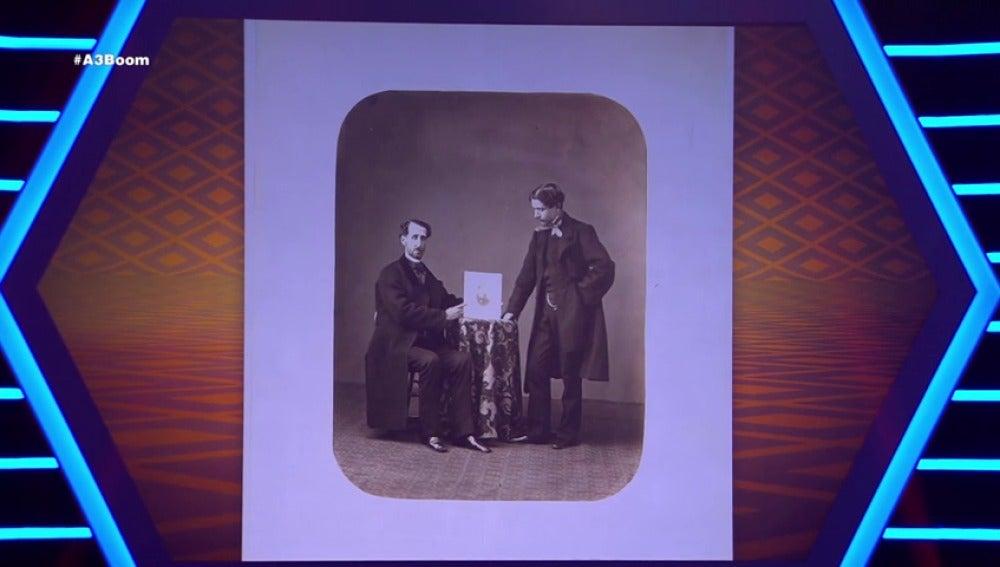 Frame 63.234666 de: Un secreto del Museo del Prado