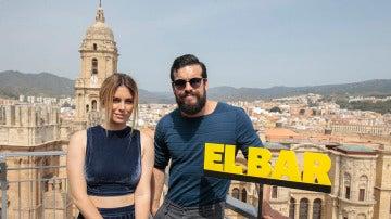 Blanca Suárez y Mario Casas presentan 'El Bar' en Málaga