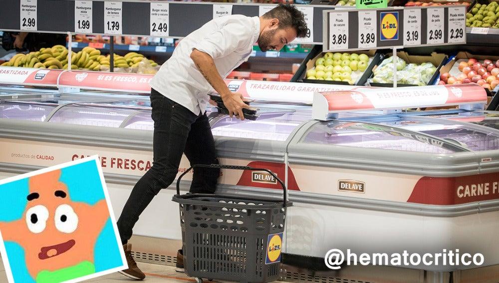 """""""Montoro, un cocinero con alfombra roja en los supermercados"""", por @hematocritico"""