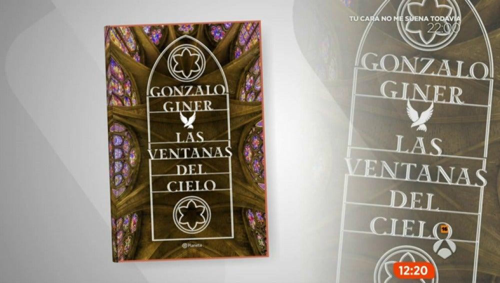 Frame 13.785291 de: Espejo Público recomienda 'Las ventanas del cielo' de Gonzalo Giner y 'Dormir' de Nick Littlehale