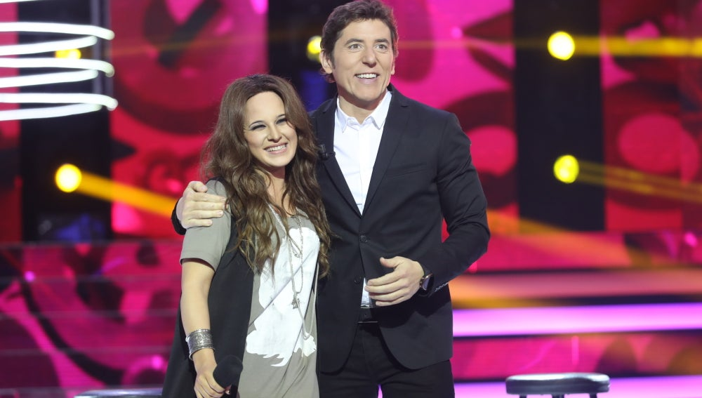 "Chenoa, a Lorena: ""Lo has bordado, has calcado a Malú"""
