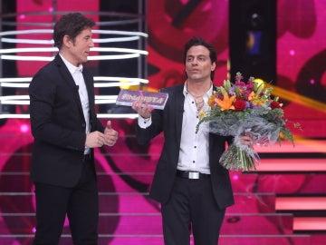Fran Valenzuela gana la segunda gala de 'Tu cara no me suena todavía' gracias a Marc Anthony