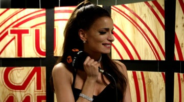 Patricia Aguilar se emociona al hablar de su familia en 'Tu cara no me suena todavía'