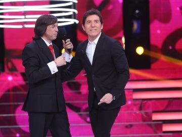 """Chenoa, a Raúl: """"Has clavado hasta los movimientos de El Fary"""""""