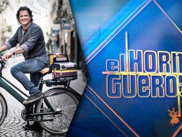 Carlos Vives se subirá a 'La Bicicleta' de 'El Hormiguero 3.0'