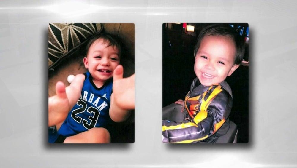 Frame 2.851505 de: Aparecen los dos bebés que fueron secuestrados en California